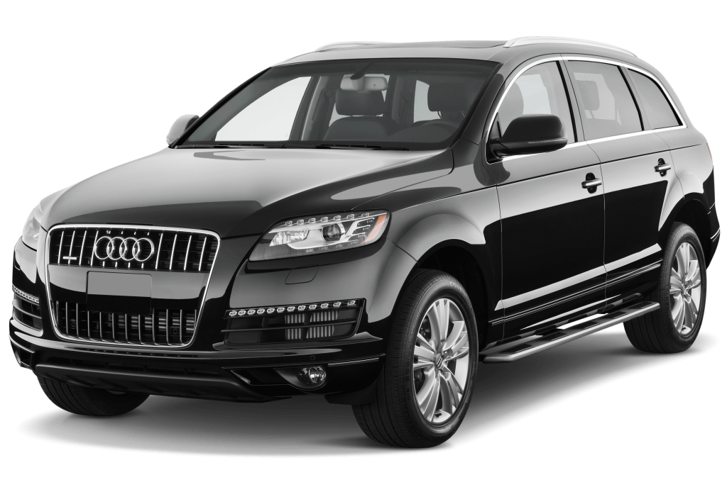 Cost of Clearing Audi Q7 Cars