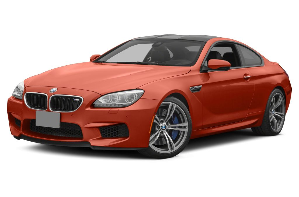 Cost of Clearing BMW M6 Cars