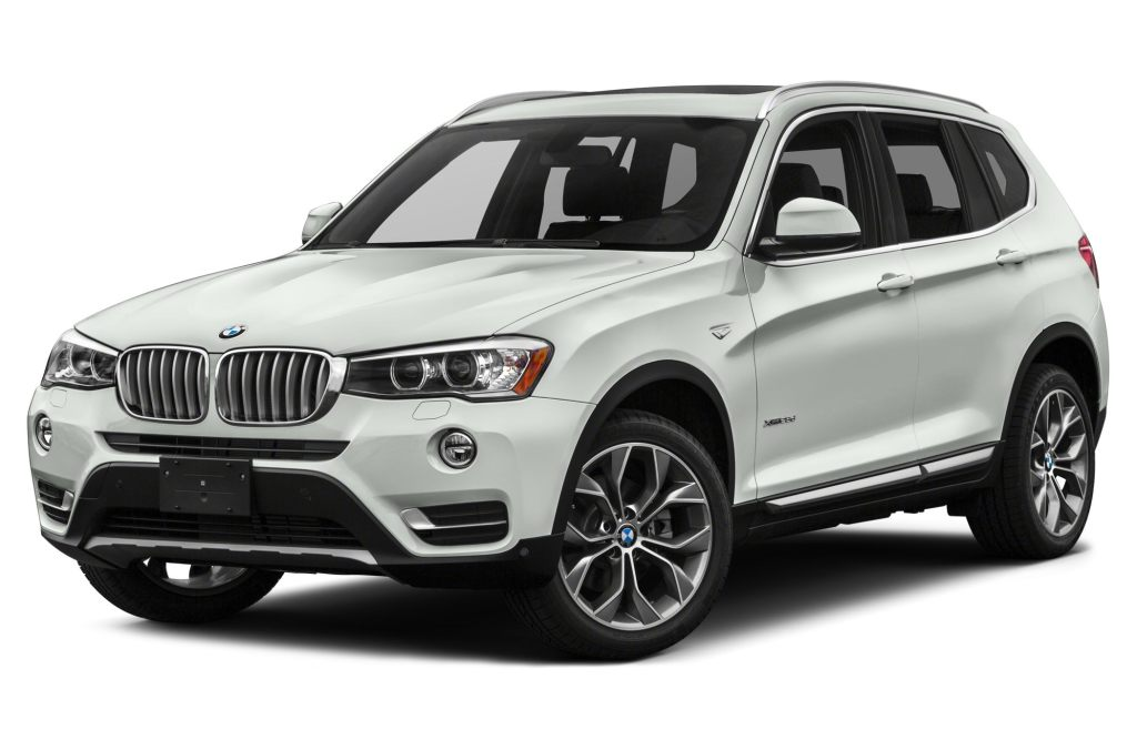 Cost of Clearing BMW X3 Cars