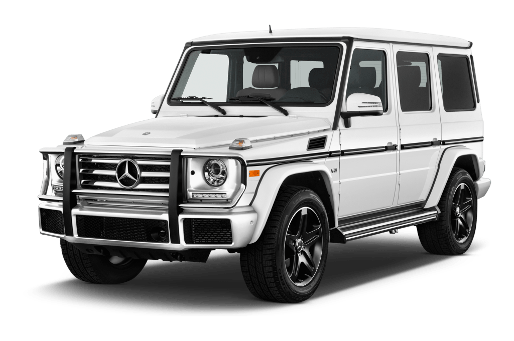 Cost of Clearing Mercedes-Benz G-Class Cars