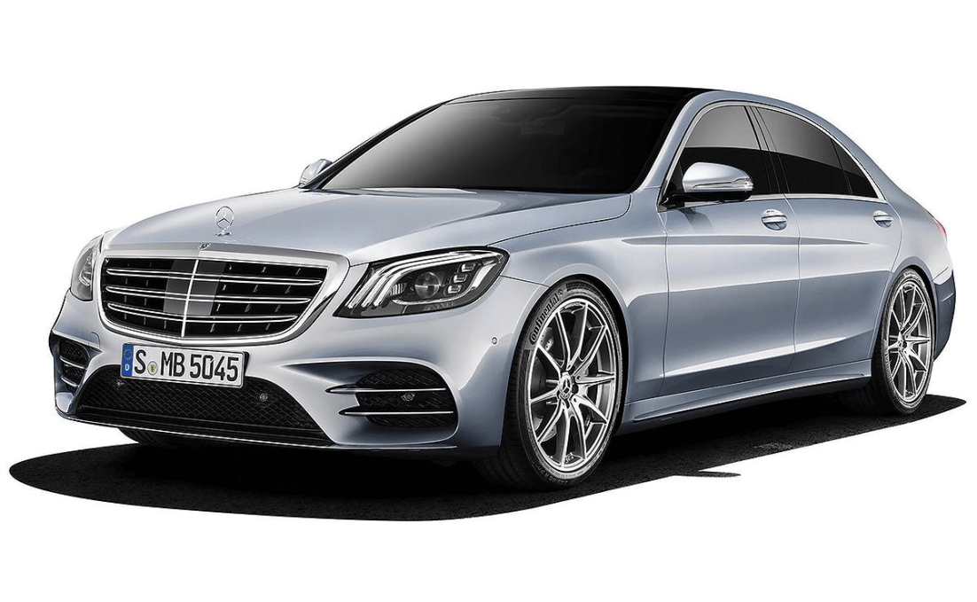 Cost of Clearing Mercedes-Benz S-Class Cars