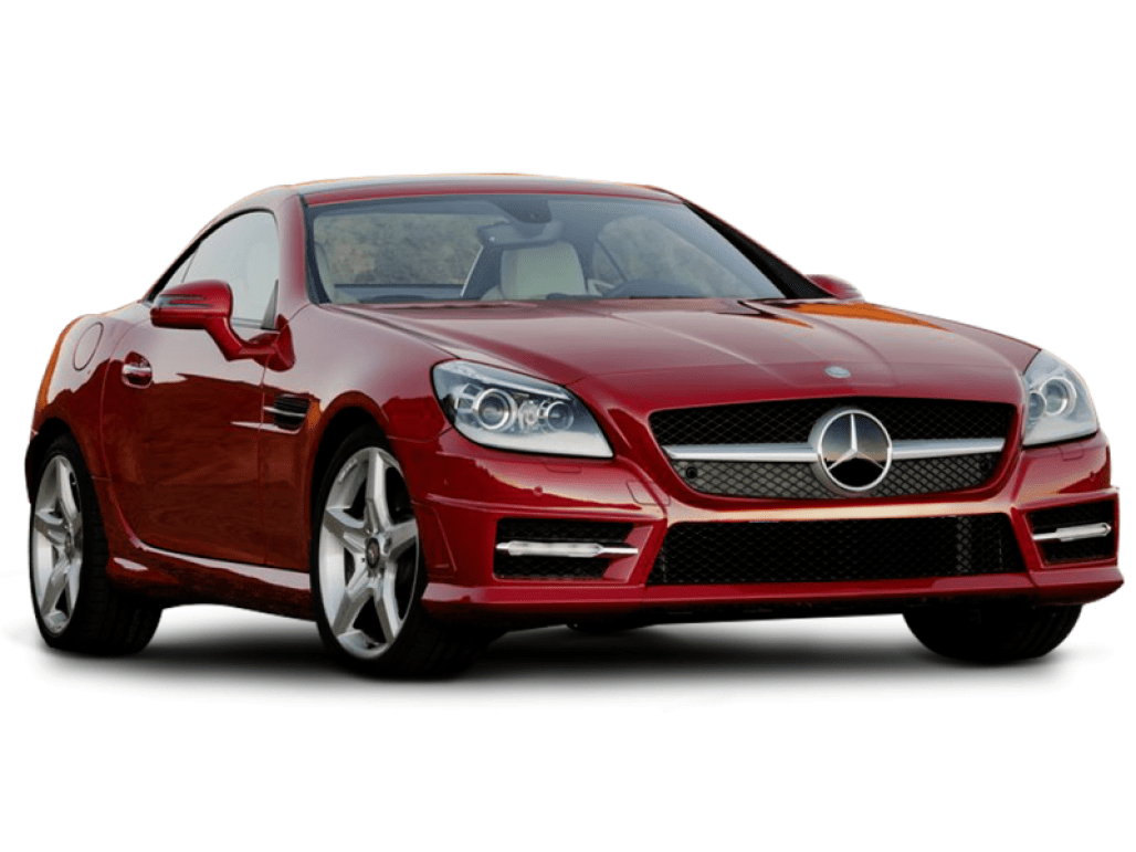 Cost of Clearing Mercedes-Benz SLK-Class Cars