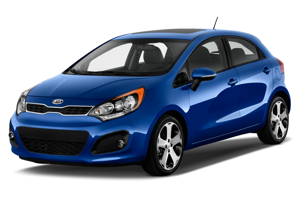 Cost of clearing KIA RIO 5 Cars