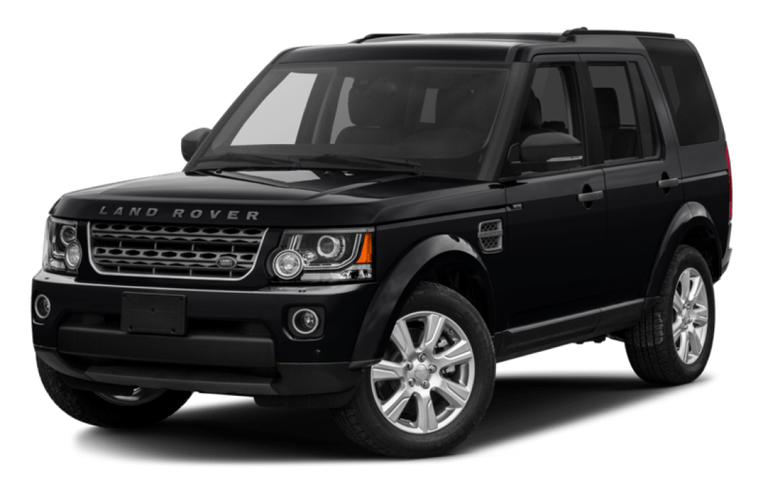 Cost of Clearing Land Rover LR 4 cars
