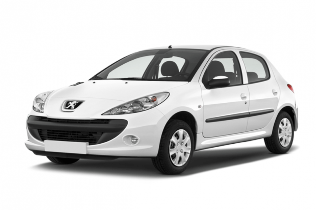 Cost of Clearing Peugeot 206 Cars