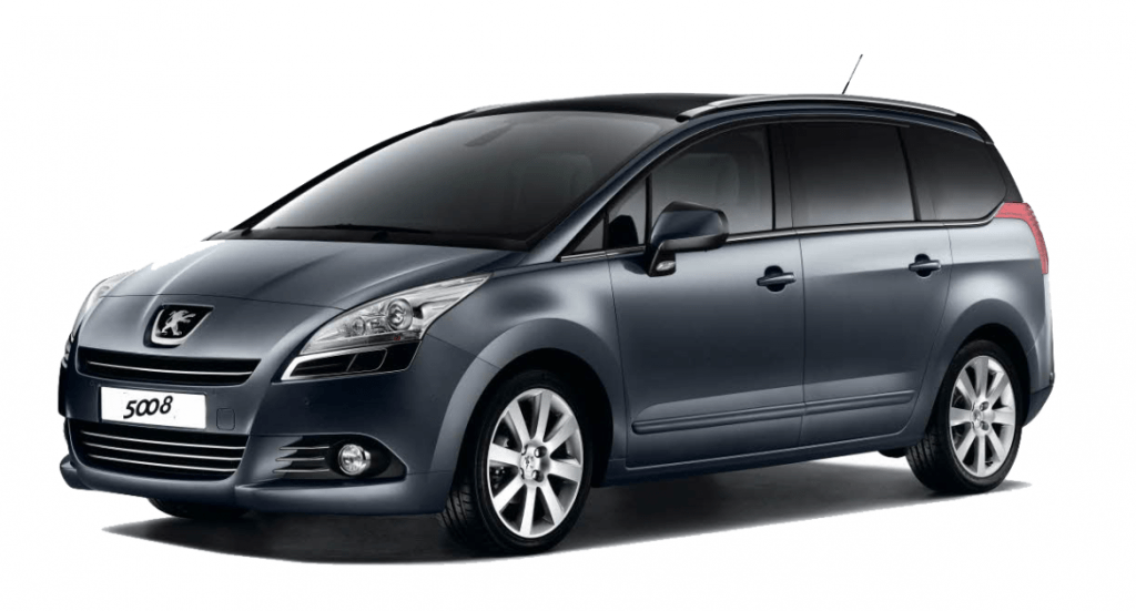 Cost of Clearing Peugeot 5008 Cars