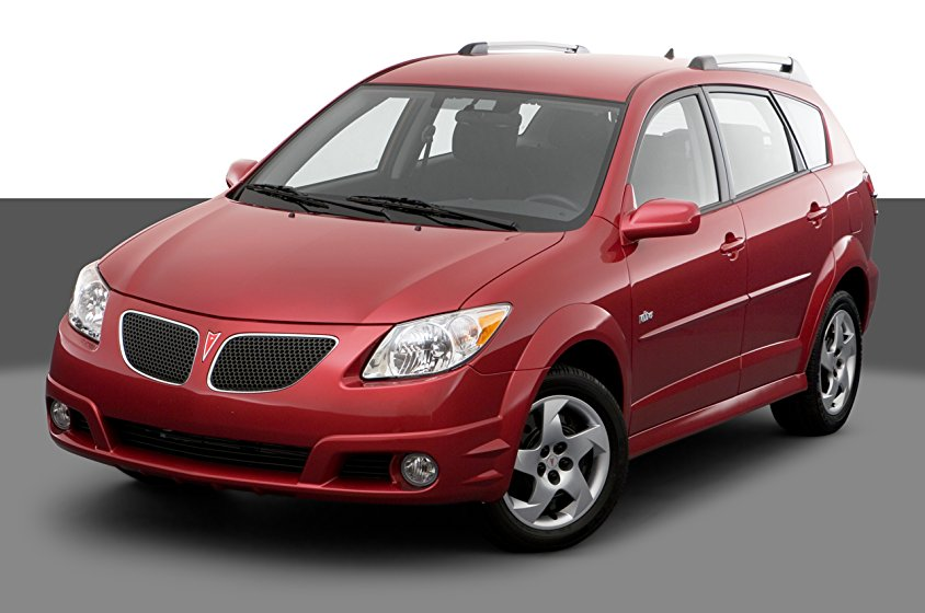 Cost of Clearing Pontiac Vibe Cars