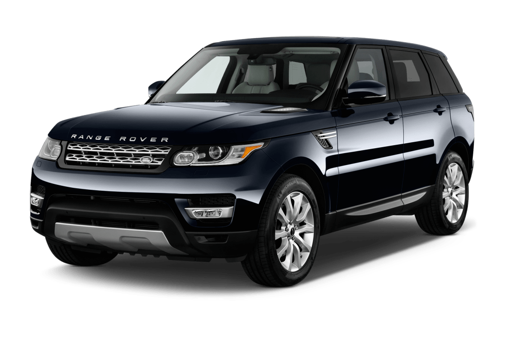 Cost of Clearing Range Rover Sport