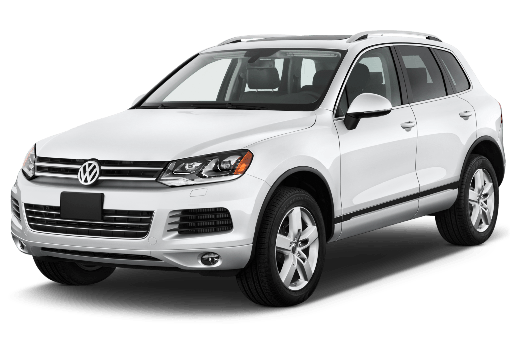 Cost of Clearing Volkswagen Touareg Cars