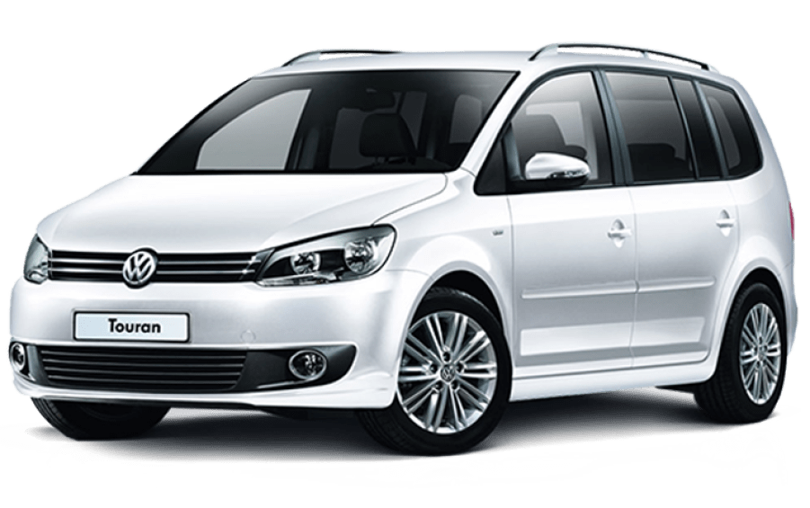 Cost of Clearing Volkswagen Touran Cars