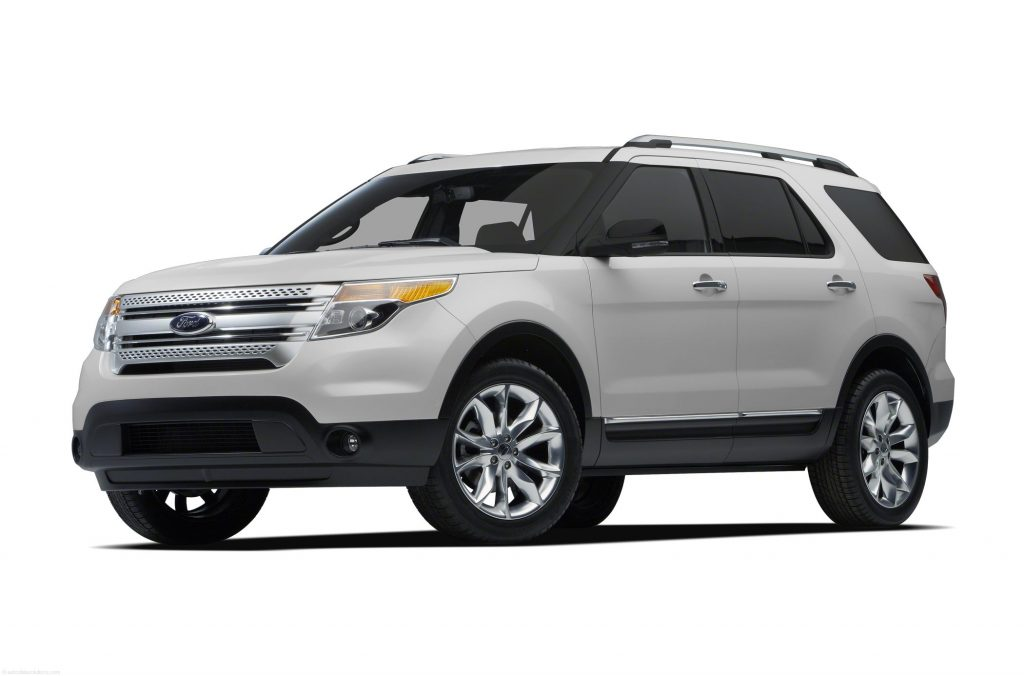 Cost of Clearing Ford Explorer Cars