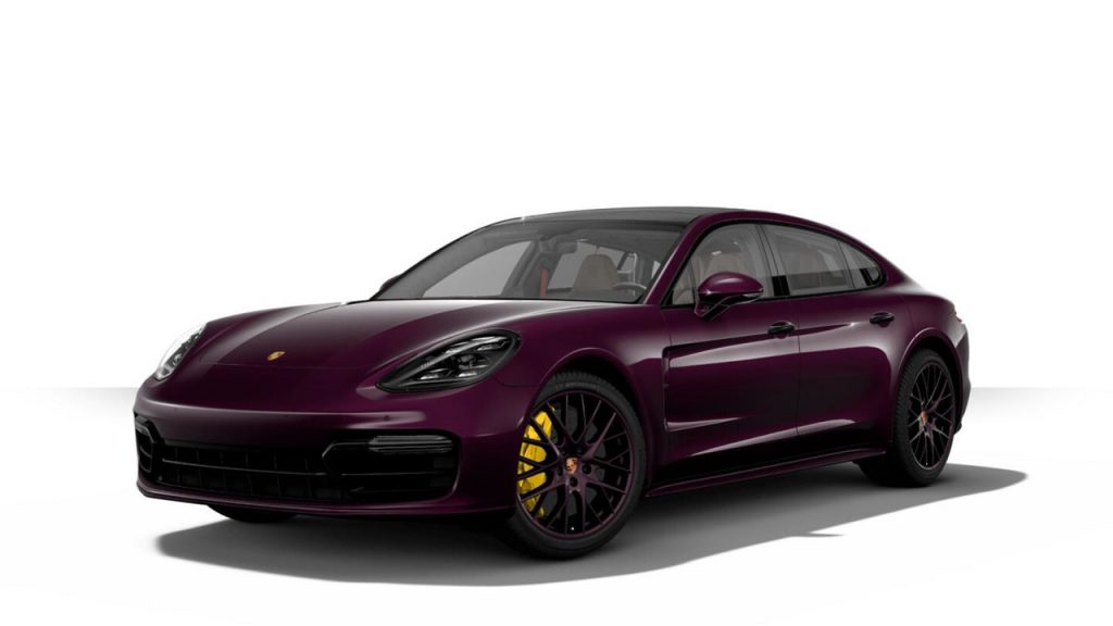 Cost of Clearing Porsche Panamera Executive Cars