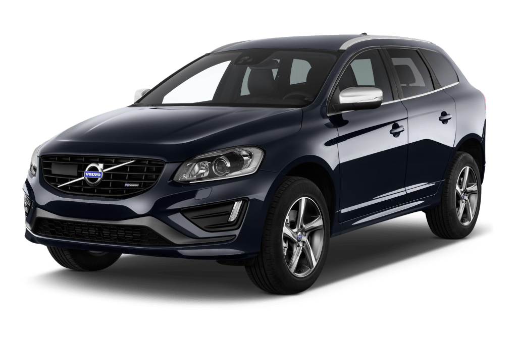 Cost of Clearing Volvo XC60 Cars