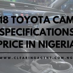 Brand New Toyota Camry Price In Nigeria Harga Yaris Trd 2018 Full Specifications And