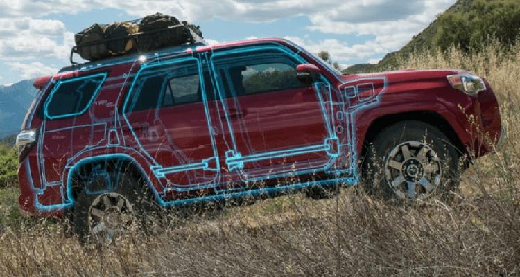 2019 Toyota 4Runner Safety