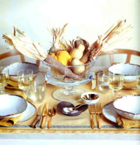[inexpensive thanksgiving table decorations] - 100 images ...
