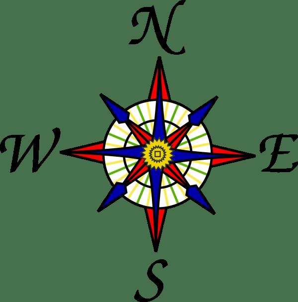 compass - art