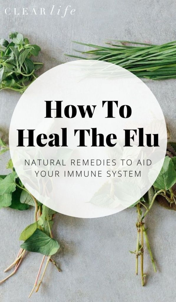 Natural remedies to aid your immune system.