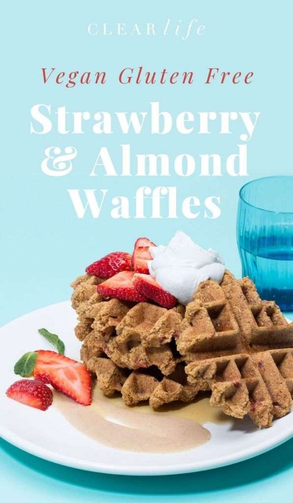Share your love with these delectable gluten-free waffles.