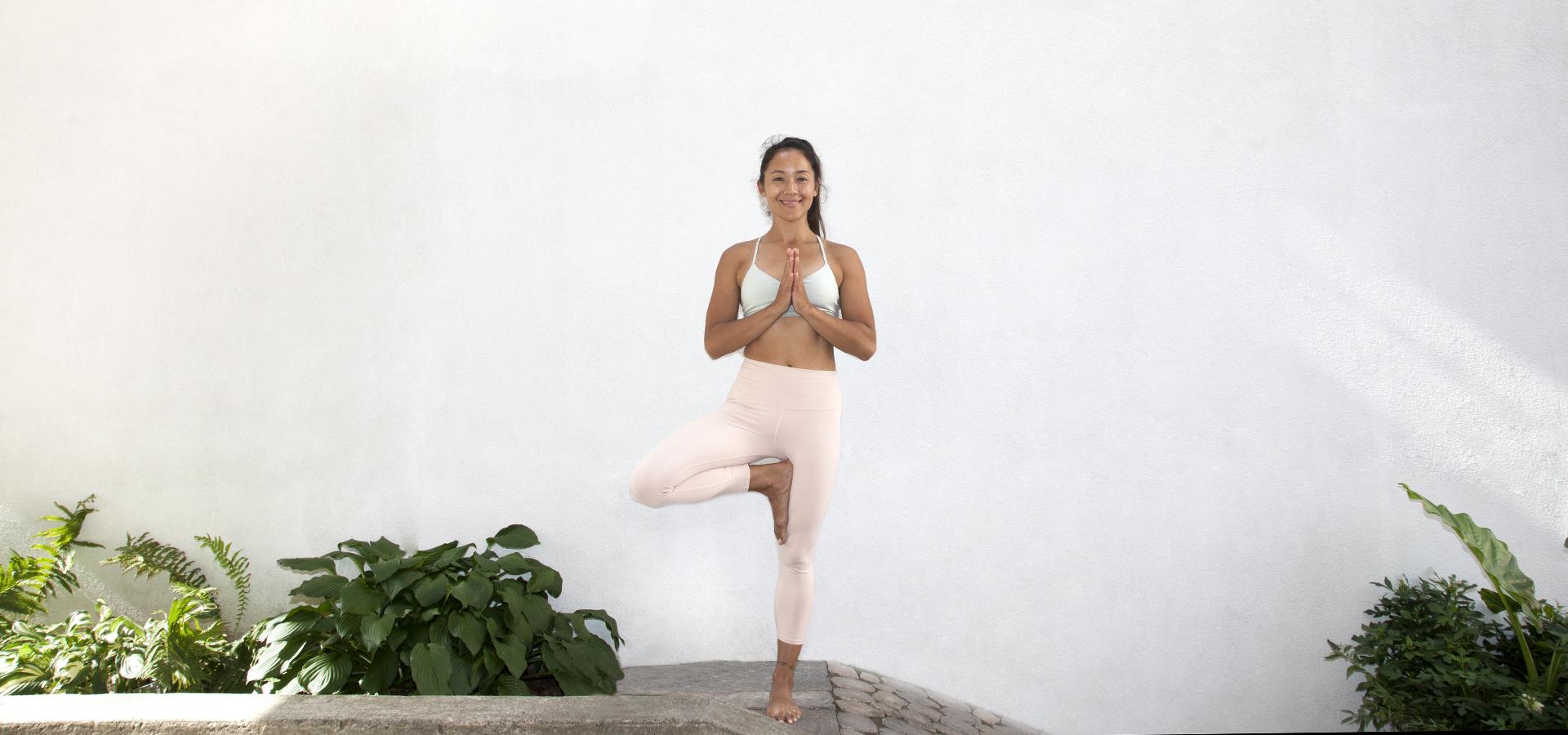 Briohny Kate Smyth yoga teacher