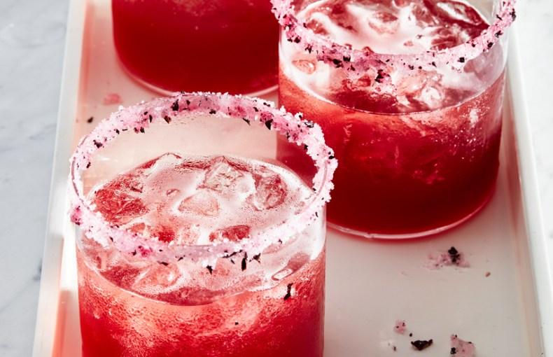 hibiscus vodka
