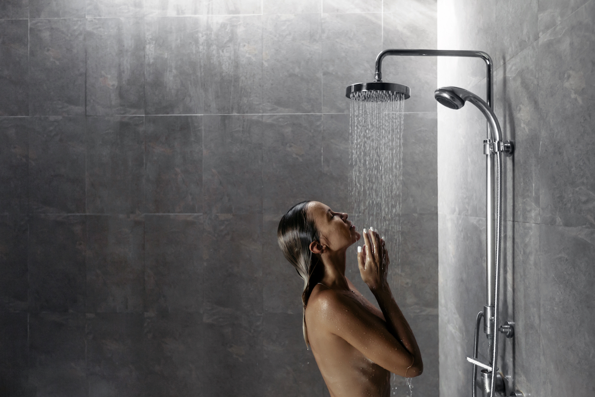 Creating An Eco Bathroom shower tips
