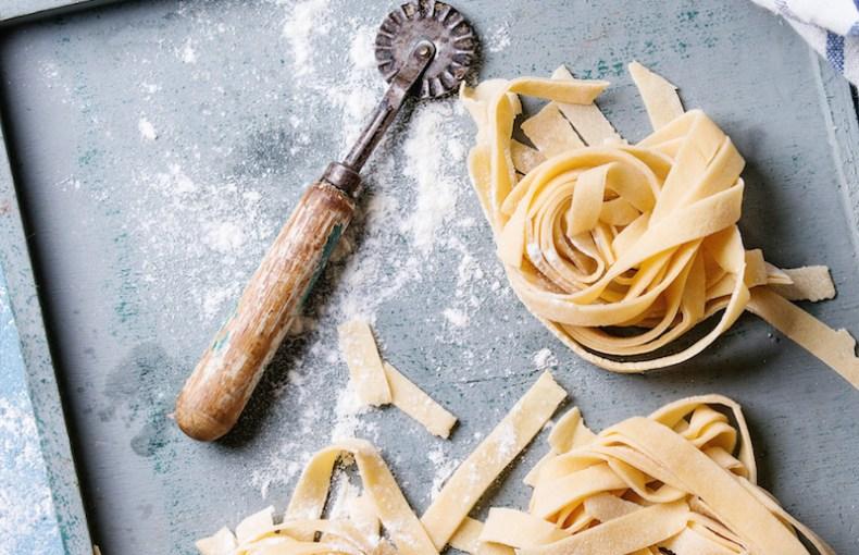 gluten free pasta idea