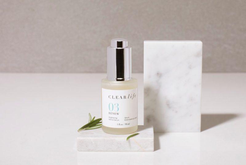 CLEARlife Renew 03 organic skincare