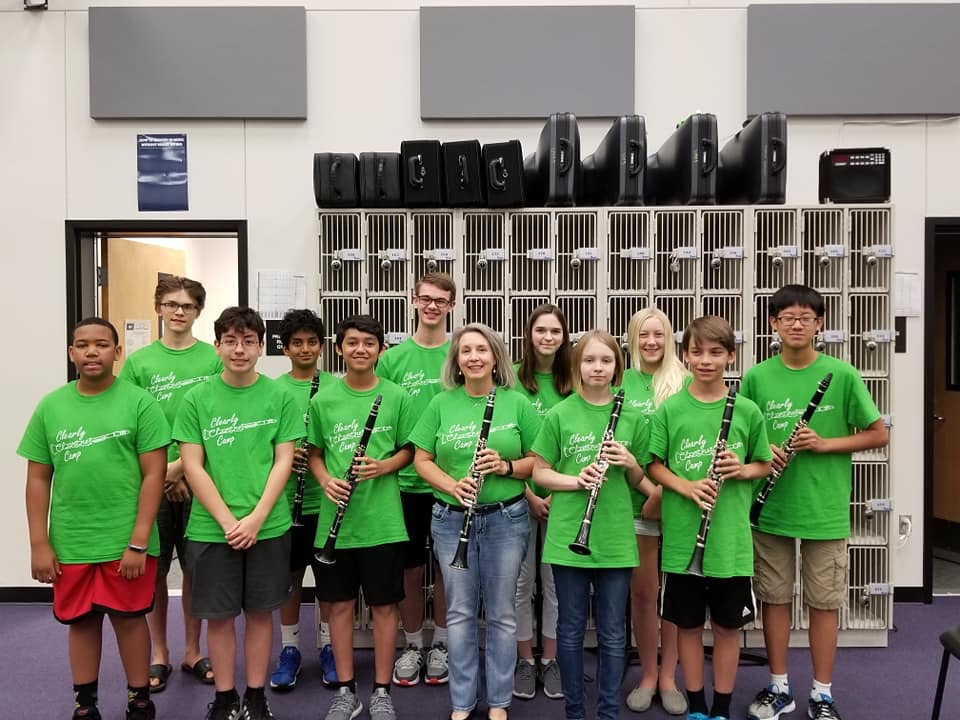 Clearly Clarinet Camp – A Bocal Majority Camp