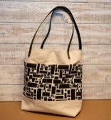 Natural Cotton Canvas Tote