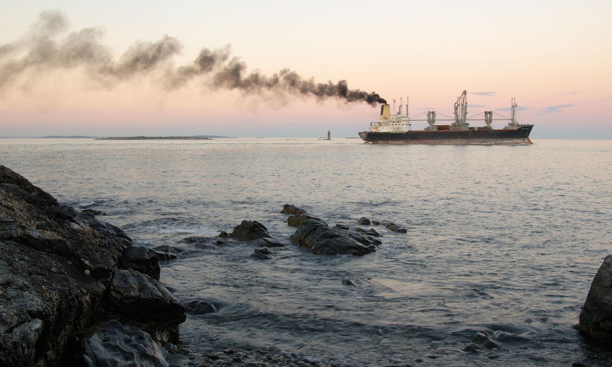 Air Pollution Amp Marine Shipping