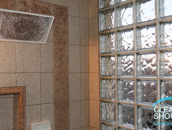 Big waterfall Mirror Showerhead