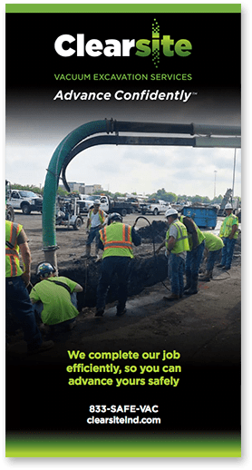 vacuum excavation brochure