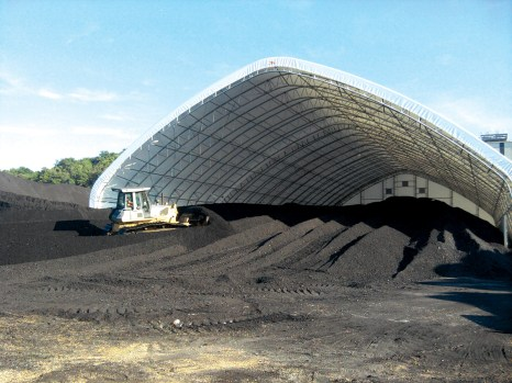 Coal Storage Building