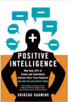 Positive Intelligence by Shirzad Charmine
