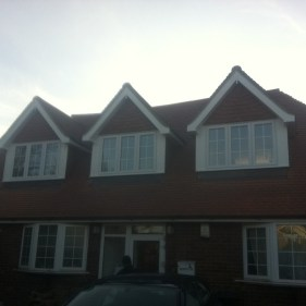 Upvc windows installation by Clearview Improvements in Epping