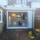 Orangery conservatory fitted by Clearview Improvements Brentwood Essex