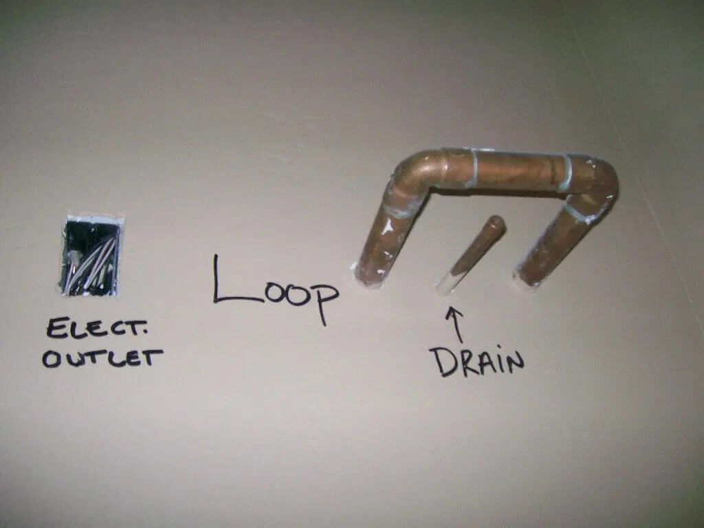 hight resolution of water softener loop clack loop drain full line loop vs full line systems information by clear water softener