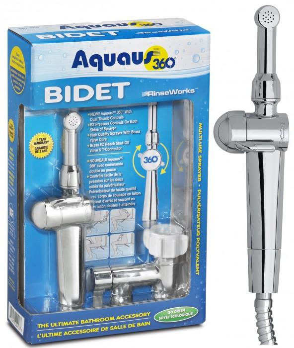 Aquaus Bidet Abt700 Handheld Bidet Spray