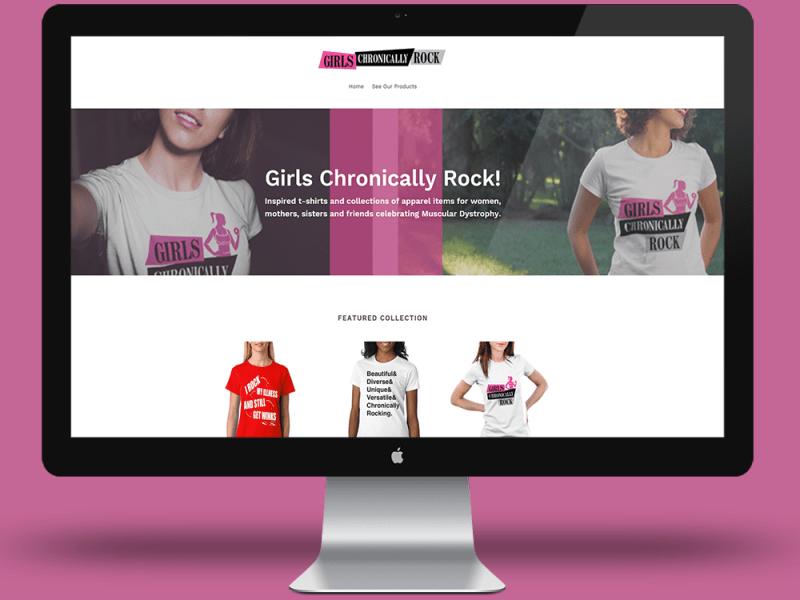 Girls Chronically Rock