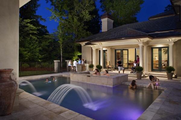 Create Lighting Plan Bring Pool