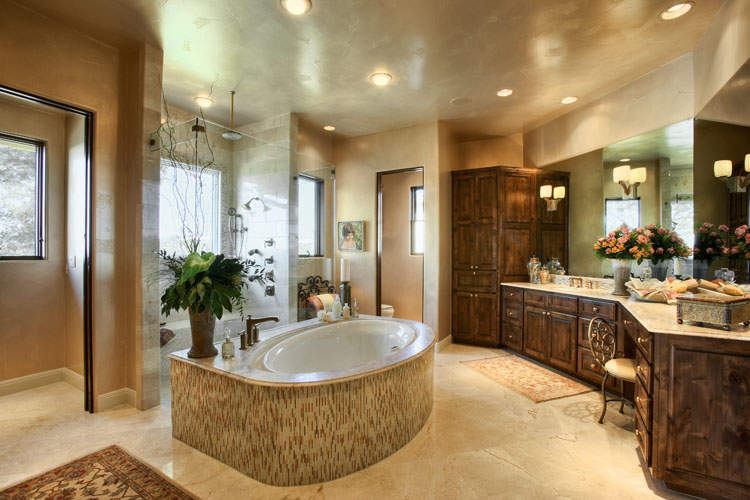 Clearwater Real Estate Master Bath
