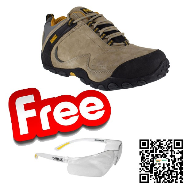 BUNDLE SHOES Safety Goggles Free