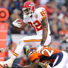 Chiefs star receiver Dwayne Bowe.