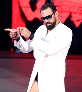 WWE Superstar Damien Sandow