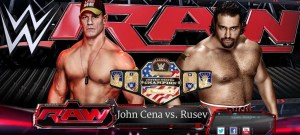 Rusev does not feel that John Cena deserves a rematch a WM31