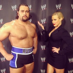 Rusev and Lana escaped this time
