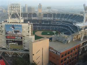 Petco Park in San Diego home of the 2016 All-Star Game.