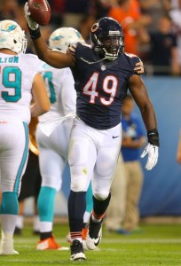 NFL: Preseason-Miami Dolphins at Chicago Bears