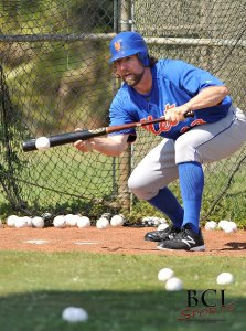 MLB: New York Mets-Pitchers and Catchers Workout